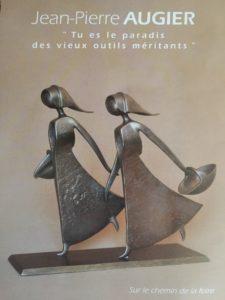 Exposition Jean-Pierre Augier @ Eglise médiévale de Grandson