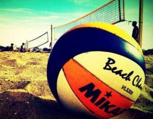 Beach Volley et pétanque  Croy'bouge @ Sur le paddock Laubscher