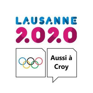 JOJ Lausanne 2020 à Croy